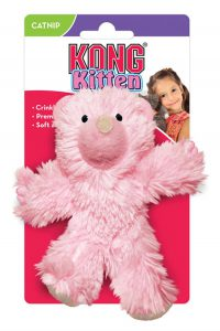 kong-kat-kitten-teddy-bear-speelmuis-94-mm-x-34-mm-roze