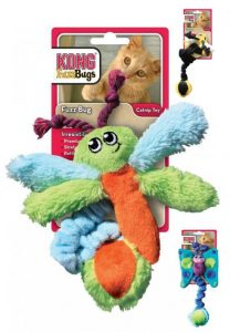 kong-kat-kitty-fuzz-bugs-assorti-speelmuis-194-mm-x-115-mm-x-59-mm-zwart