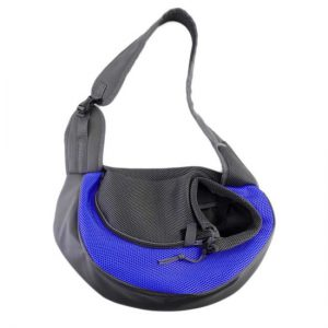 Medium-Honden-Draagtas-Reistas-Hondentas-amp-Katten-Pet-Carrier-Bag-Zwart